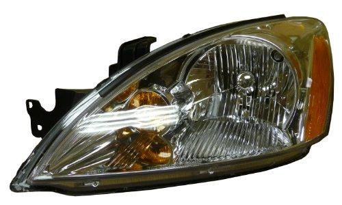 Mitsubishi Lancer Sedan/Wagon Replacement Headlight Assembly - Driver (Lancer Wagon)