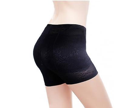 412d7d042b02a LYZ Booty Padded Seamless Butt Hip Enhancer Bottom Underwear Bum Shaper  Panties Size M