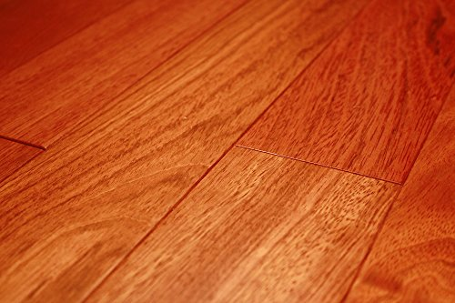 Kingsport Brazilian Cherry Classic 3/8 x 3-1/2 Exotic Engineered Hardwood Flooring AF049 - Brazilian Prefinished Cherry