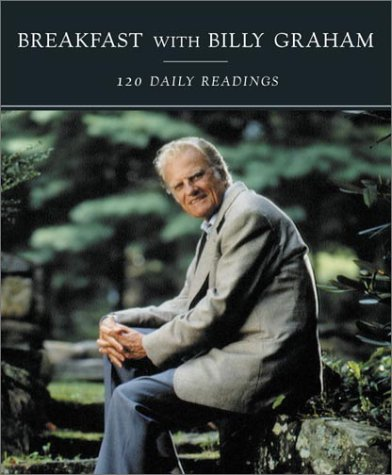 Download Breakfast with Billy Graham: 120 Daily Readings PDF