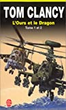 Image de Coffret Tom Clancy : L'Ours et le dragon, tomes 1 et 2