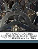 Zuid-Carolina Onder Negerbestuur, James Shepherd Pike, 1149217480