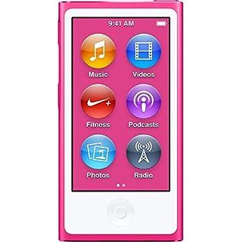 amazon com apple ipod nano 7th generation 16gb silver home rh amazon com iPod Nano Problems iPod Nano 2nd Generation