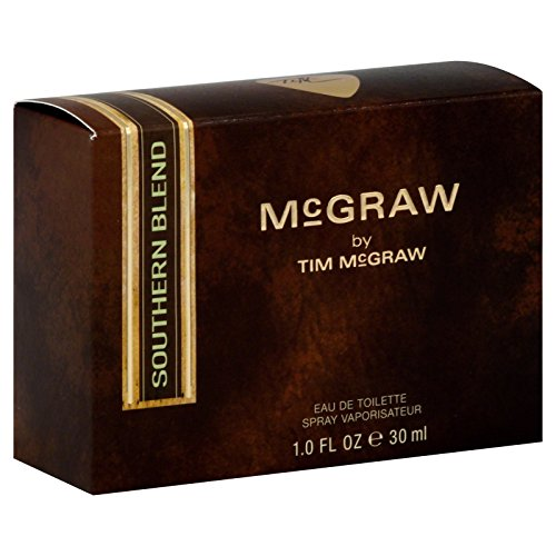 McGraw Southern Blend Eau De Toilette Spray, 1 Fluid Ounce
