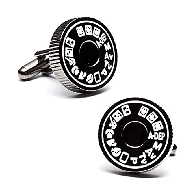gifts for photographers under 10 dollars cufflinks