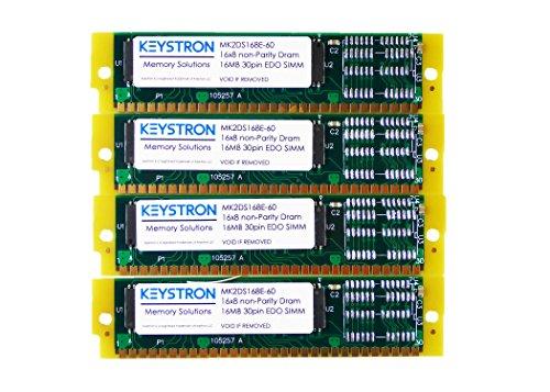 64MB Gold SIMM MEMORY RAM KIT for Kurzweil K2500 K2000 K2...