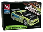 1/25 The Fast & the Furious Mitsubishi Eclipse Plastic Model Kit by Toys
