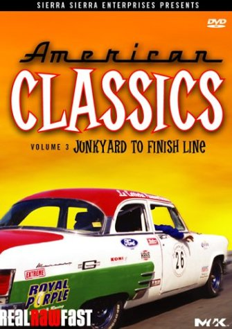 American Classics, Vol. 3: Junkyard to Finish Line for sale  Delivered anywhere in USA