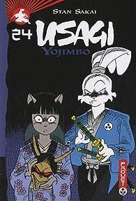 Usagi Yojimbo, tome 24 par Stan Sakai