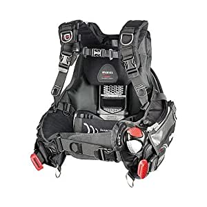 Mares BCD Hybrid AT - Chaleco Unisex, Color Negro, Talla XS-S