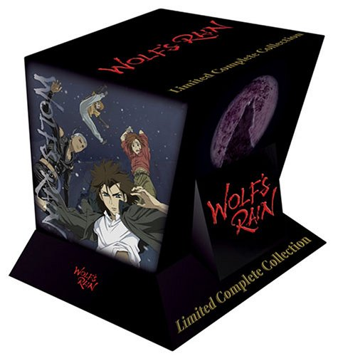 Wolf's Rain - Limited Complete Collection
