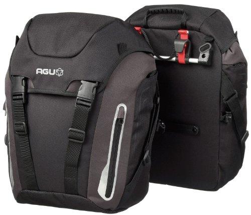 AGU Taschenset McMurdo 350KF, schwarz, 414150
