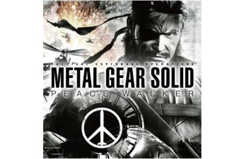 Metal Gear Solid Peacewalker - HD Edition - PS3 [Digital Code]