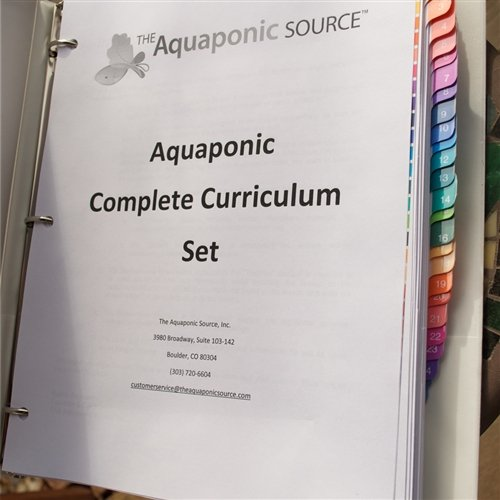 Aquaponics Complete Curriculum Set by Aquaponic Sourc (Image #3)