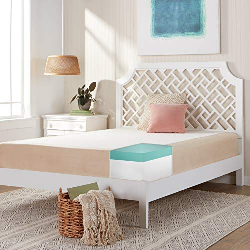 (Comfort Dreams Select-A-Firmness 11-inch Memory Foam Mattress Firm Off-White Twin Firm)