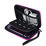 AKWOX Nintendo New 3DS XL Case, Carrying Case for