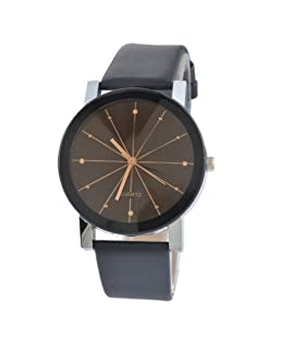 Loweryeah Male and Female Student Couple Quartz Watch