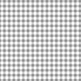 Disposable 3-Ply Party Napkins Paper, Gray Plaid (Pack of 50)