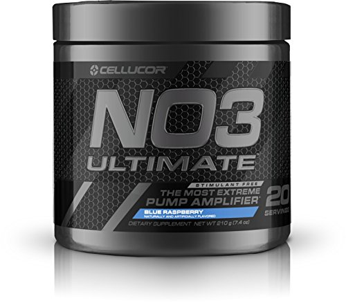 Cellucor, N03 Ultimate, Nitric Oxide Pump Amplifier