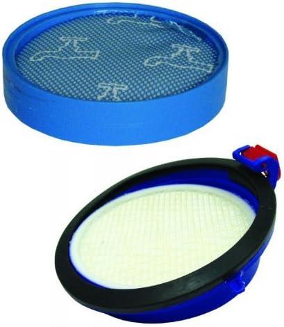 Lazer iluminación juego de filtros para aspirador 919171-02 pre-y ...