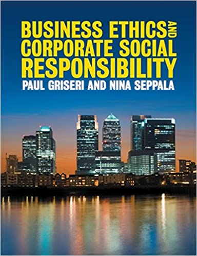 Business Ethics and Corporate Social Responsibility: Amazon