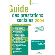 Guide des prestations sociales 2004