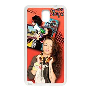 Music Girl Stylish High Quality Comstom Protective case cover For Samsung Galaxy Note3