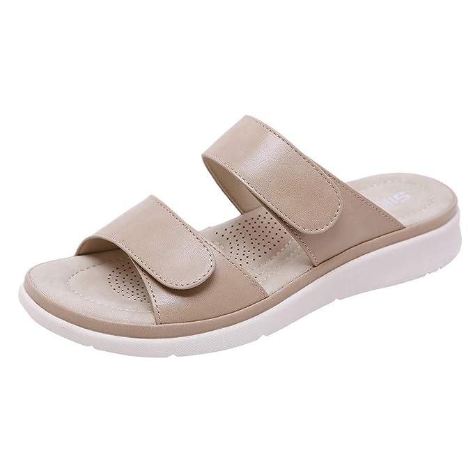 Suave Mymyguoe Arco Inferior Sandalias Chanclas Zapatos Soporte tdCxhsQr