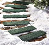 OUTDOOR ICE AND SNOW WALK SAFE TRACTION STEPS - SET OF 6