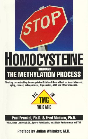 STOP HOMOCYSTEINE through the METHYLATION PROCESS: The Key to controlling homocysteine and SAM and their effect on heart
