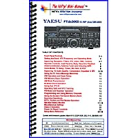 Yaesu FTdx5000 /D /MP Mini-Manual by Nifty Accessories