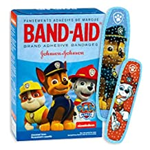 Band-Aid Bandages Nickelodeon Paw Patrol Assorted Sizes - 20 ct, Pack of 2