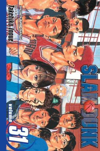 Slam Dunk, Vol. 31 (31) Paperback – Illustrated, December 3, 2013