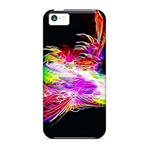 Perfect Amazing Butterfly Case Cover Skin For Iphone 5c Phone Case