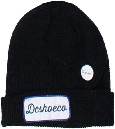 DC Shoes Neesh - Gorro con Dobladillo - Hombre - One Size: Amazon ...
