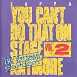 You Can't Do That on Stage Anymore, Vol. 2 [Vinyl]