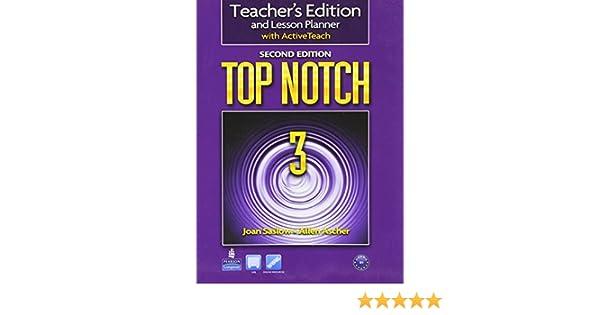 Top Notch Tb W Dvd 3 2e ASCHER SASLOW 9780132470735
