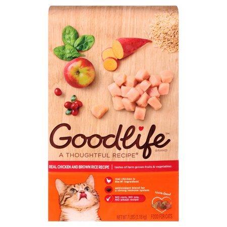 The Goodlife Recipe Indoor Cat Food