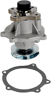 Hummer H3 Buick Rainier 2.8L 2.9L 3.5L 3.7L 4.2L Engine IRONTREE AW5097 Professional Water Pump Kit with Gasket for Chevrolet Canyon Envoy GMC Colorado Trailblazer OE Replacement