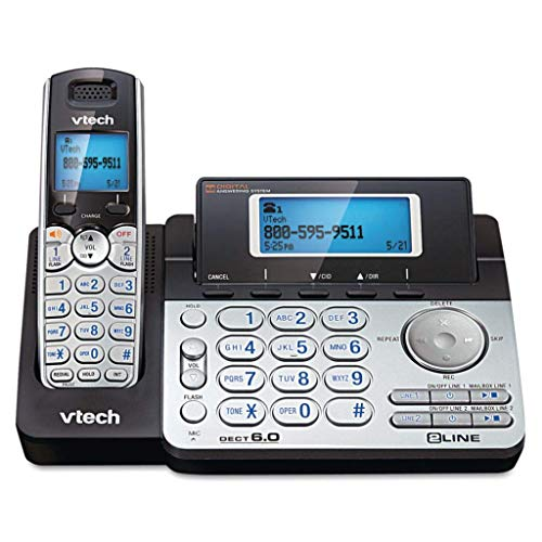(Vtech DS6151 - Two-Line Expandable Cordless Phone with Answering System)