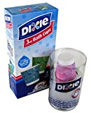 Dixie 3oz Bath Cups and Dual Size Cup Dispenser Bundle