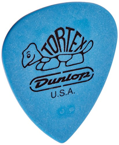 Dunlop 462P1.00 Tortex TIII, Blue, 1.0mm, 12/Player's Pack