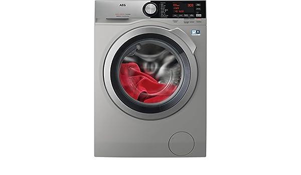 AEG L8WEC162S Independiente Carga frontal A Plata lavadora ...