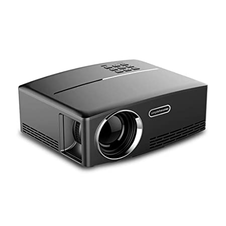 St.mary Mini proyector 3D, Micro proyector portátil de Bolsillo ...