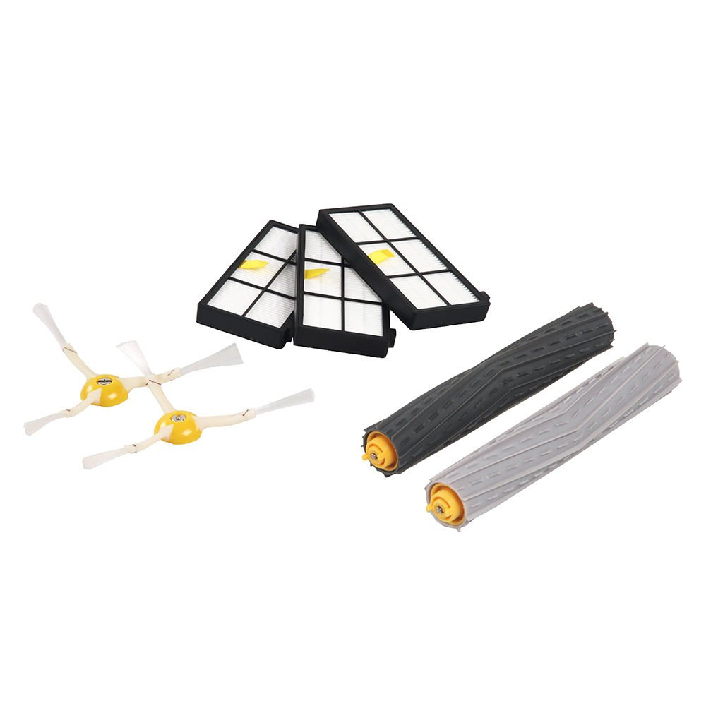 Authentic iRobot Parts - Roomba 800 & 900 Series Replenishment Kit