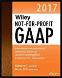 img - for Wiley Not-for-Profit GAAP 2017: Interpretation and Application of Generally Accepted Accounting Principles (Wiley Regulatory Reporting) book / textbook / text book