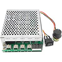 Andifany 10-55V 100A 3000W Motor Speed Controller Reversible PWM Control Forward and Reverse Controller