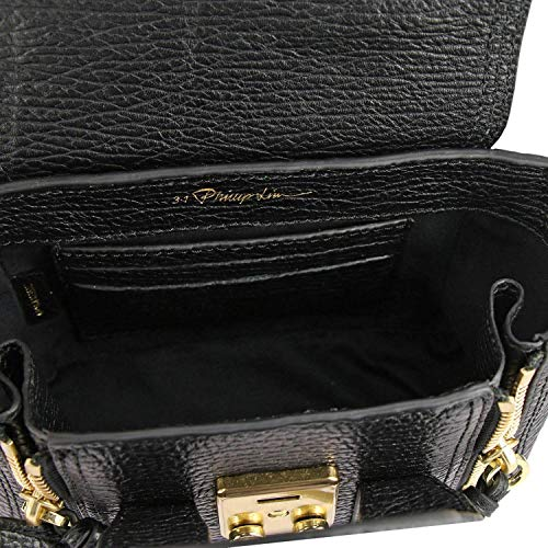 Women's 3 Handbag Lim Black AP18B123SKCBA001 1 Leather Phillip 1qrtwqvxT