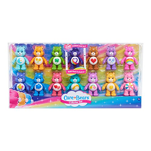 Just Play Care Bears Collector Set Toy