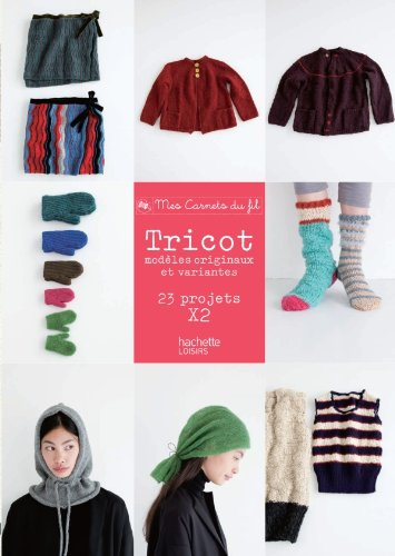 tricot modeles originaux et variantes